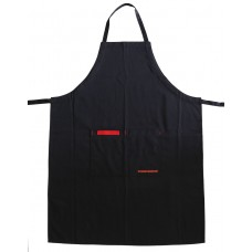 Textilní grilovací zástěra BBQ premium
